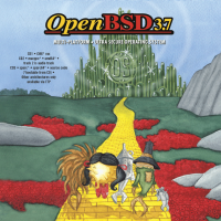 OpenBSD 3.7