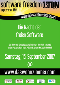 Software Freedom Day in Backnang