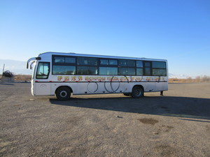 Bus Almaty to Yining