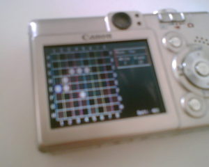 Reversi on IXUS 50